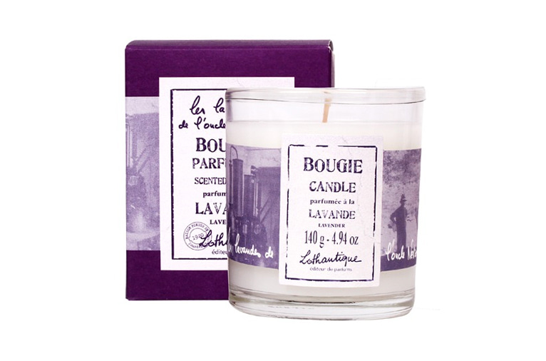 lavender scented candle 140g