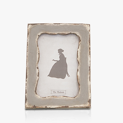 Vinage square photo frame (K17F363A)