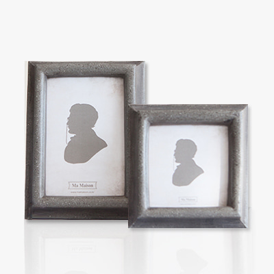 Simple thick grey photo frame (K17F090A,K17F090Y)