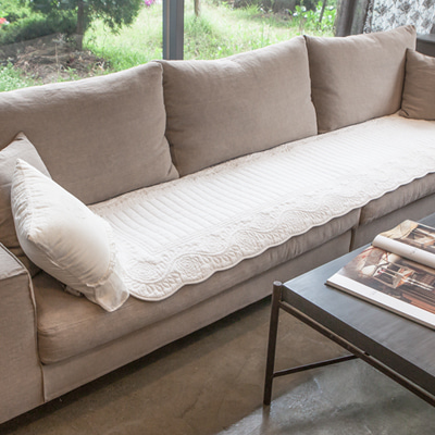 Jerry sofa pad in cotton