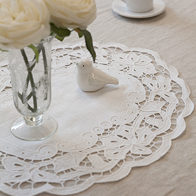 Oval classic placemat (PMMV5)