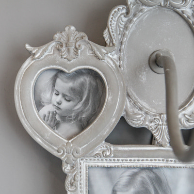 Photo frame wall lamp (520078)