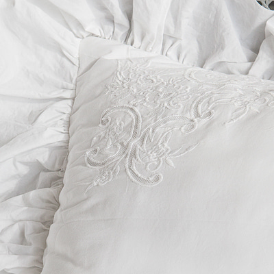 Quilted-duvet cover (BSMV9)