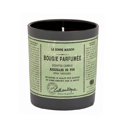la bonne maison pine needles scented candle 160g