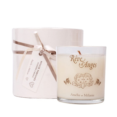 angel scented candle 140g