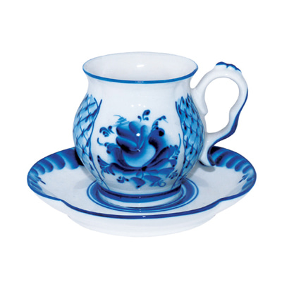 Single Tea Set Rhapsody In Blue 993066511